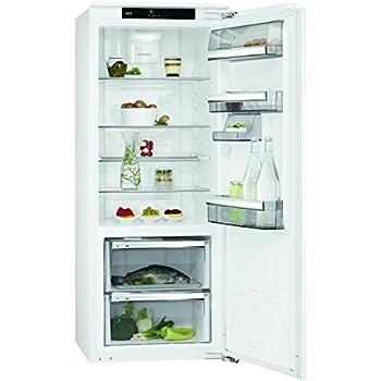 AEG SKE81426ZC Kühlschrank/153 l Kühlschrank ohne Gefrierfach/59 l 0 ...
