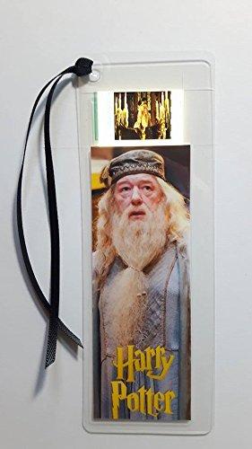 Harry Potter-Dumbledore-Film Memorabilia Film Cell Lesezeichen (Harry-potter-film Zelle Lesezeichen)