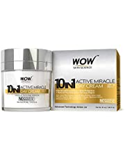 WOW 10 in 1 Active Miracle No Parabens Mineral Oil Day Cre