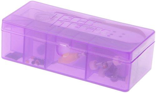Imagen principal de Tech Deck 6012512 - Monopatín en miniatura y caja de colección