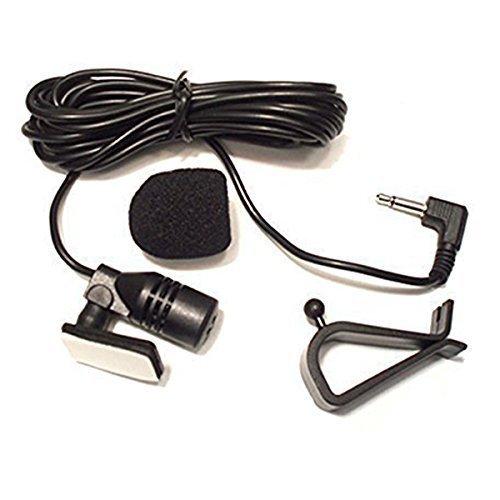Freeauto Portable 3.5 mm Externes Mikrofon Professionelle Externe Mic für Auto Radio Auto DVD