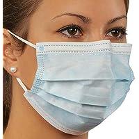 Holthaus Medical Mundschutz Nasenmaske Atemschutz Einmalmaske Einwegmaske, 1-lagig, weiß, 100St preisvergleich bei billige-tabletten.eu