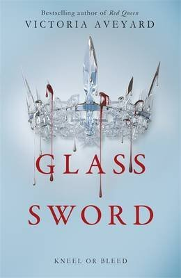 Glass Sword Author: Victoria Aveyard Published On July,