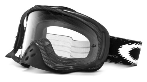 Oakley Goggles Crowbar MX True Carbon Fiber