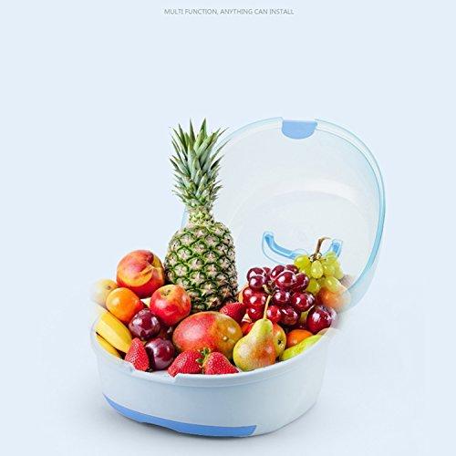 BINJG Babyflasche Aufbewahrungsbox Große Tragbare Baby Geschirr Aufbewahrungsbox Wäscheständer Staubschutz