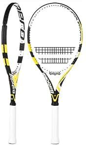 Babolat Aero Storm Tour GT Unstrung Tennis Racquet, Size 4 (White)