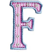 F 5cm rosa blu Tessuto Di Cotone Bambino Piccolo Bambini