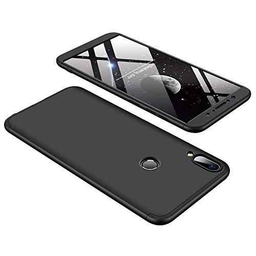 Bigcousin Funda para ASUS ZenFone MAX Pro M1 ZB601KL, Funda 360 Grados...