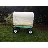 Tuff Terrain wagon with canopy, cushion and pack