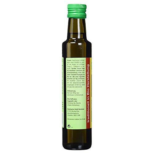 Seitenbacher Bio Hanf Öl rein nativ, kaltgepresst/1 Pressung, 1er Pack (1 x 250 g) - 5