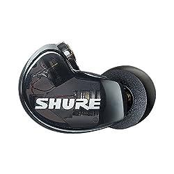 Shure Se215 Right Earphone Replacement Part, Black