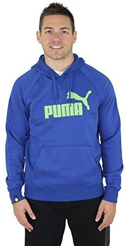 Puma Mens #1 Logo Hoody Pullover Sweatshirt/Sweater (Logo Hoody Sweatshirt Man)
