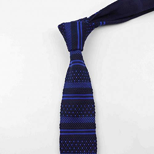Grüne Gesponnene Krawatte (FDHFC Buntes Gestricktes Krawatten-Gestrick Der Männer Krawatte Diagonale Gestreifte Farbe Schmale Dünne Dünne Gesponnene Einfache Cravate Schmale Krawatten)