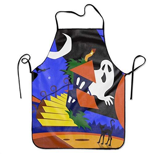 Küchen-Schutzblech für die Frauen, die Schutzblech-Kleid-Männer Kochen Schutzblech malen ()