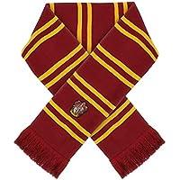 Harry Potter SCIARPA UFFICIALE Casa di GRIFONDORO Scuola di Magia di Hogwarts - ORIGINALE Licenza WARNER BROS