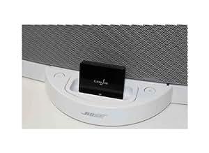 CableJive dockBoss Air, Bluetooth Adaptateur Audio, Black
