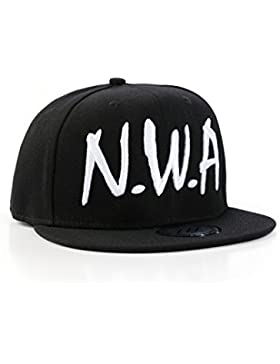True Heads NWA HipHop snapback b
