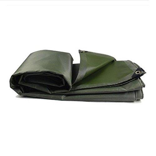 Tarpaulin NAN Verschleißfeste Sonnenschutzplane Autoabdeckung Regen Leinwand Zelt Tuch 0,55 mm -580 g / m2 (größe : 5 * 7m)