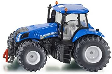 SIKU SIKU SIKU SK3273 TRATTORE New Holland T.8.390 1:32 MODELLINO Die CAST Model | Technologies De Pointe