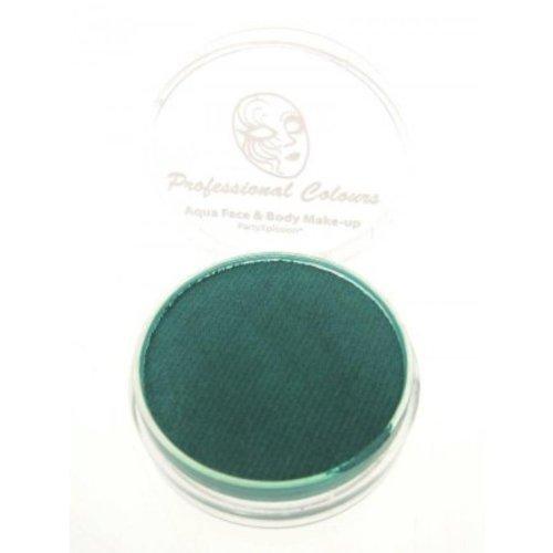 AQUA - Schminke metallic green ( metallic grün ) 10g
