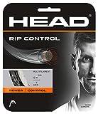HEAD Rip Control schwarz 12m multifilamente Tennissaite 1.25mm