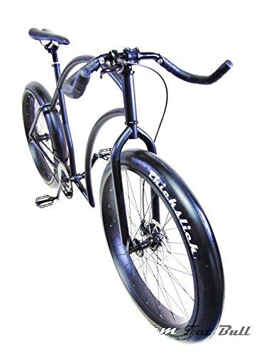 MTB Fat Bike Fixed Custom Bike 1