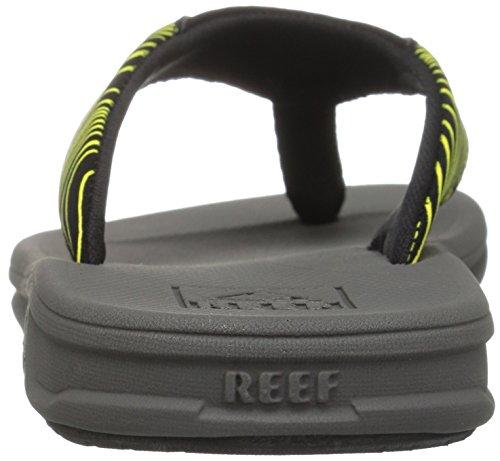 Reef, Sandali bambini Giallo/Nero