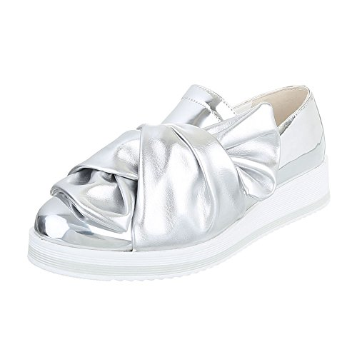 Chaussures Pour Femmes Pantoufles Ital-design Flat Slippers