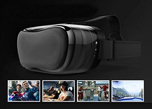 Fulltime® 3D Brille R3 Virtueller 3D-HMD-System im Test
