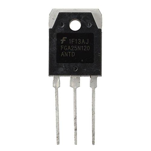 SODIAL(R) IGBT Leistungstransistor FGA25N120 1200V 313W