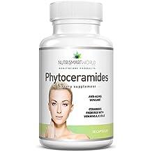 Sin gluten, sin trigo, sin lactosa. Phytoceramides de arroz - Antiaging - Antioxidante con vitaminas a, c, d y e para la