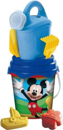 Mondo 18535 - Set da Spiaggia Mickey Bucket Set