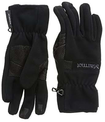 Marmot Herren Handschuhe Windstopper, Black, M, 1816-001