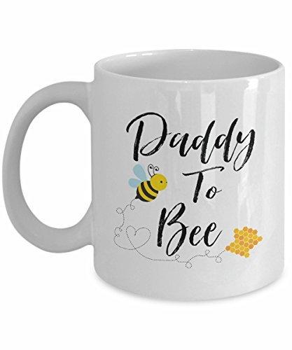 mble Bee, Papa, Bee Baby Dusche, Honey Bee, Schwangerschaft Reveal, Geschenke für Dad, enthüllen Geschlecht, Schwangerschaft Ankündigung, Tasse (Bumble Bee Baby-dusche)