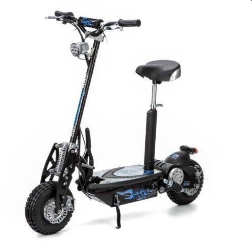 Sxt Scooters Sxt 1000 Turbo Trottinette Électrique Mixte Adulte, Noir