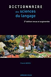 Dictionnaire des sciences du langage