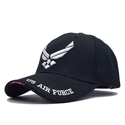 fd3608b5b MAOZIJIE Us Air Force One Gorra De Béisbol para Hombre Gorra Táctica Navy  Seal Army Cap para Adulto