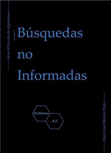 Búsquedas no Informadas (El Escriba de Algoritmos nº 7) por José Montes Pérez