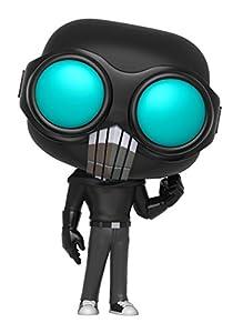 FUNKO Pop! Disney: Incredibles 2 - Screenslaver Figuras coleccionables Adultos y niños - FiFiguras de acción y colleccionables (Figuras coleccionables, Multicolor, Series de TV y cine, Adultos y niños, Incredibles 2, Screenslaver)