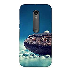 Pebbels Chocolate Drops Multiple Back Case Cover for Moto G Turbo