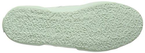 Superga 2750 Cotu Classic Scarpe da Ginnastica Basse, Unisex Adulto Verde (Total Mint)
