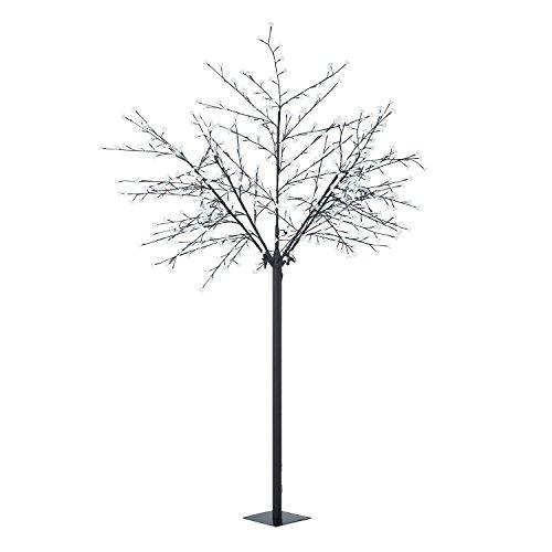 Blumfeldt Hanami CW 250 Lichterbaum Kirschblüten 600 LEDs kaltweiß