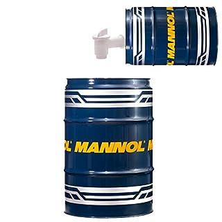 MANNOL 60 Liter Garagenfass, Hydro ISO 46 HLP Hydrauliköl