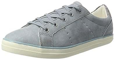 Dockers by Gerli Damen 40AA201-620600 Sneakers, Blau (Blau 600), 36 EU