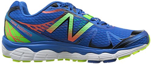 New Balance M880 D V4 Herren Laufschuhe Blau (BY4 BLUE/YELLOW)
