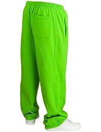 URBAN CLASSICS Sweatpants TB014B limegreen XXL