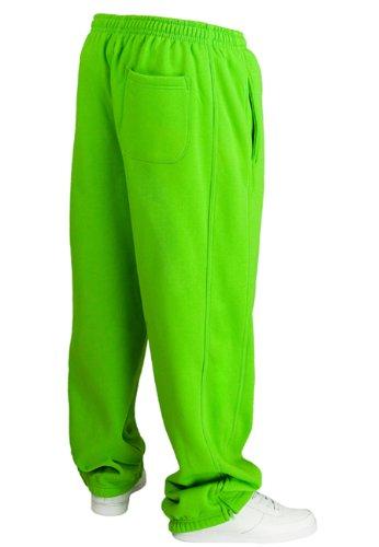 Urban Classics Pantalon de survêtement TB014B vert lime