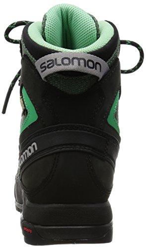 Salomon Damen L37915700 Wanderschuhe Grau