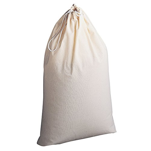 household-essentials-extra-large-natural-cotton-laundry-bag-beige