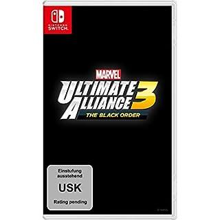 MARVEL ULTIMATE ALLIANCE 3: The Black Order (Arbeitstitel) - [Nintendo Switch]